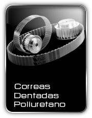 Correas dentadas Poliuretano